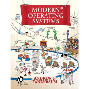 Modern Operating Systems (3rd Edition) (
