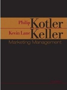 Marketing Management by Philip Kotler (1