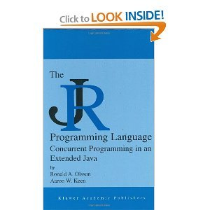 The JR Programming Language