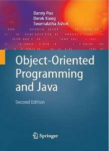 Object-Oriented Programming and Java, 2nd edition