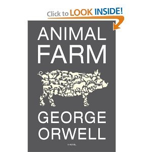 the political message against totalitarianism in animal farm by george orwell This paper will show how george orwell wrote 1984 as a political statement against totalitarianism 1984 is about life in a world where no personal freedoms exist the main character, winston, is a man of 39 who is not extraordinary in either intelligence or character, but is disgusted with the world he lives in.