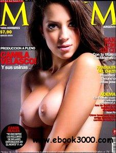 Maxim Magazine - March 2009 (Argentina)