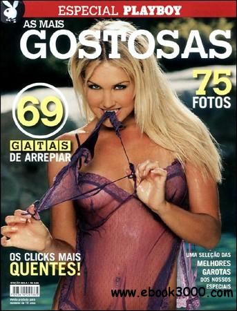 Playboy Special Edition - As Mais Gostosas (December 2007)