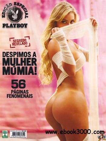Playboy Especial - April 2010 / Brasil