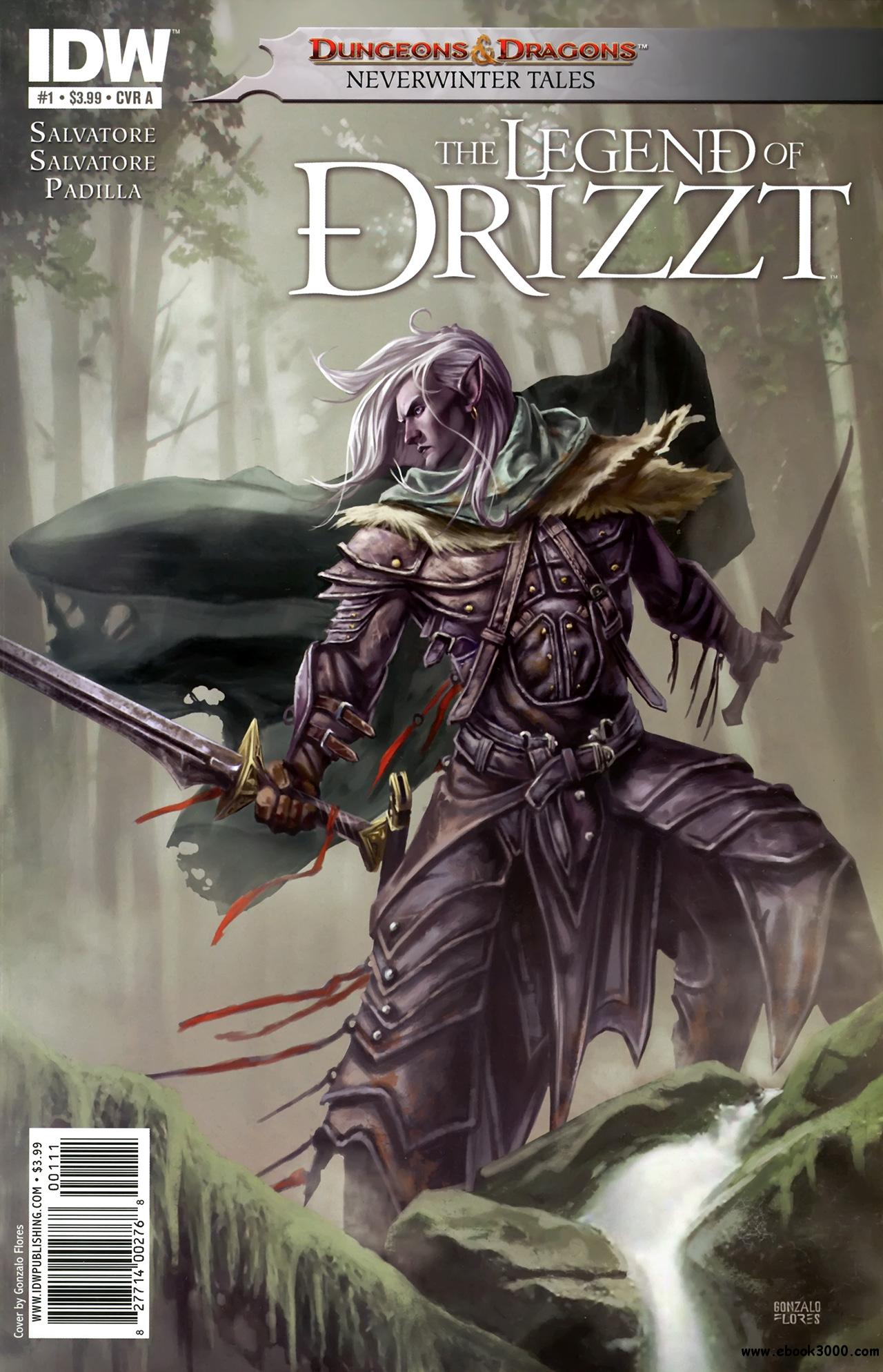 Dungeons & Dragons - The Legend of Drizzt - Neverwinter Tales #1 (of 06) (20