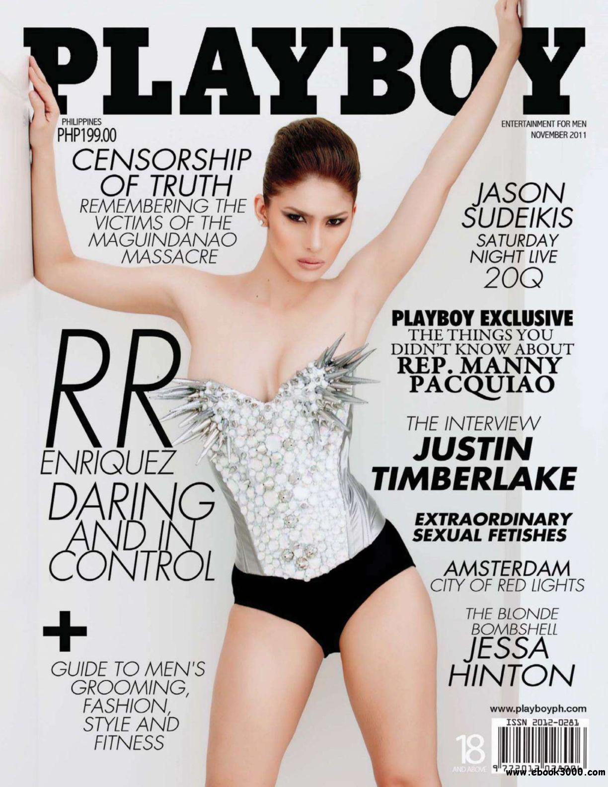 Playboy Philippines - November 2011