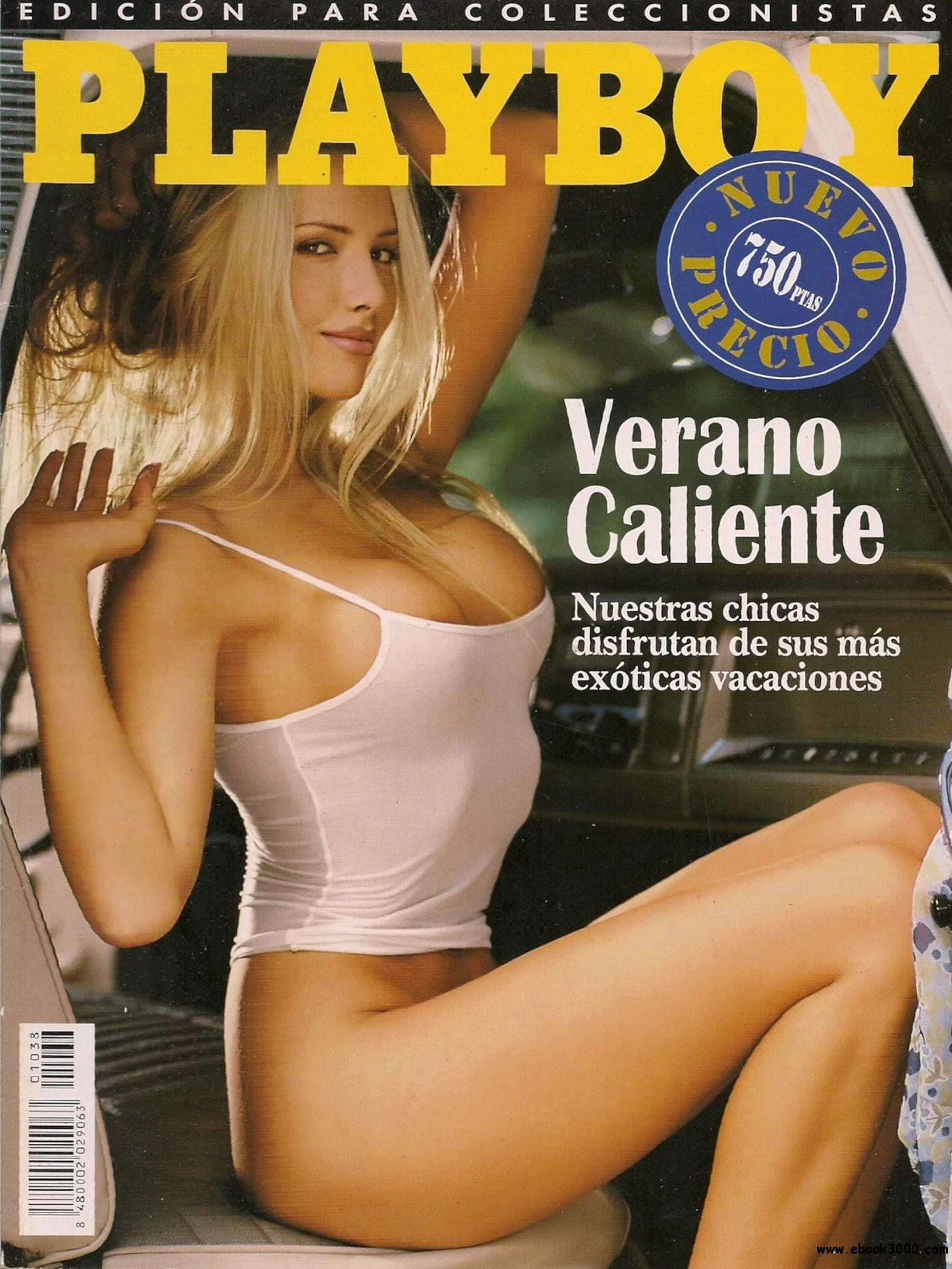 Playboy Spain - Especial Edicion 38 - Ve