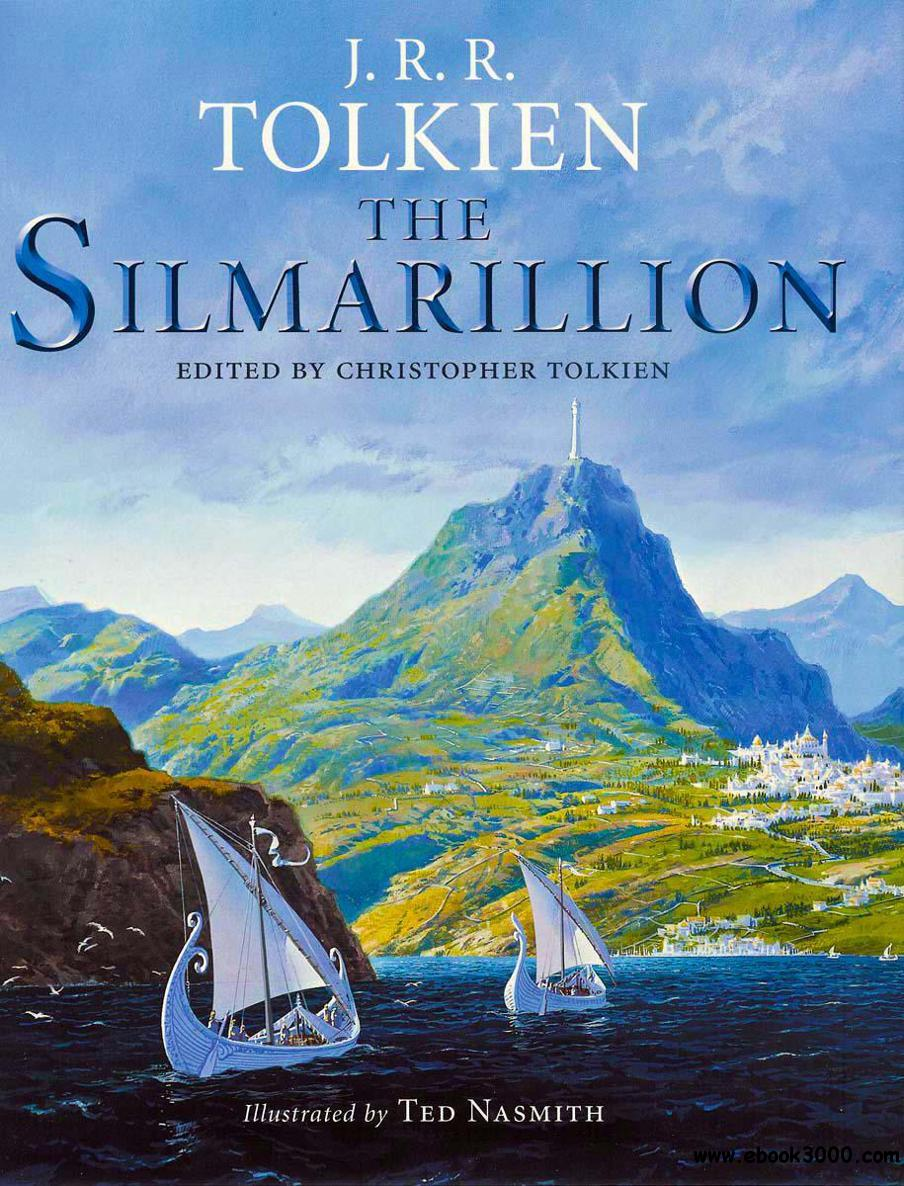 J.R.R. Tolkien - The Silmarillion (Illustrated)
