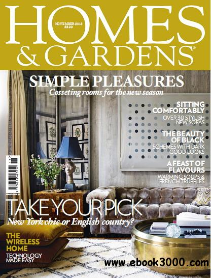Better homes and gardens november 2013 free download Better homes and gardens download
