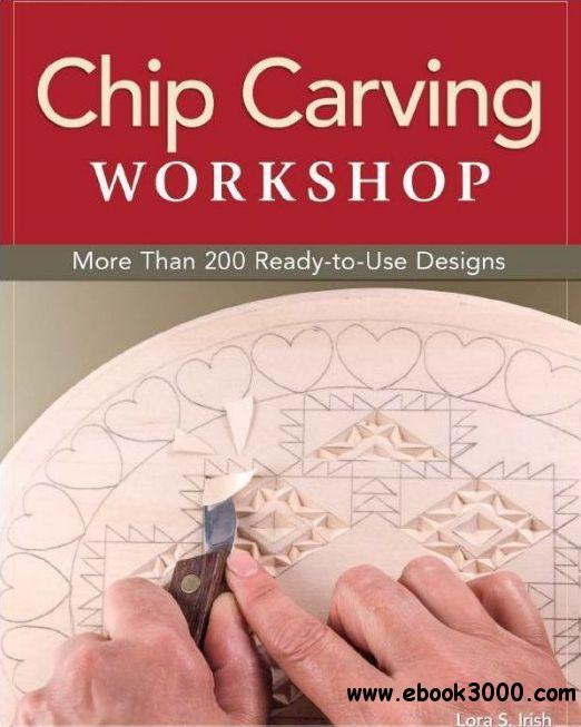 Chip carving workshop more than ready to use designs