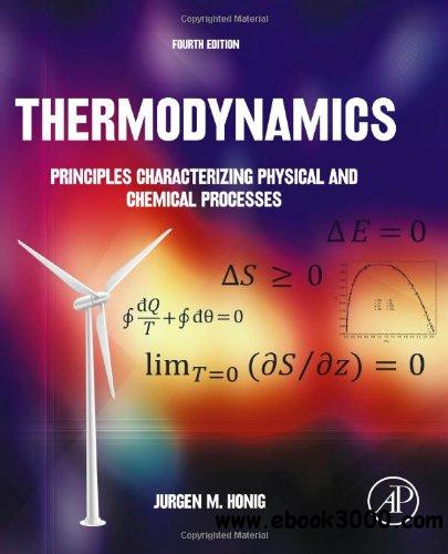principles and applications of thermodynamics