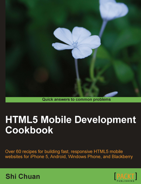 html5 mobile development With the widespread adoption of touchscreen devices, html5 brings to the table, among many other things, a set of touch-based interaction events mouse-based events such as hover, mouse in, mouse out etc aren't able to adequately capture the range of interactions possible via touchscreen, so touch events are a welcome and necessary addition to the web developer's toolbox.