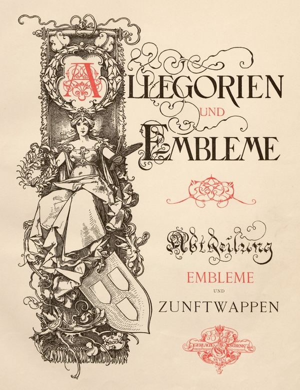Allegories and Emblems