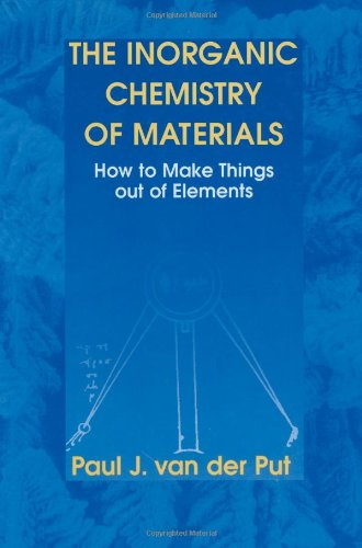 The inorganic chemistry of materials how to make things for Make things out of waste material