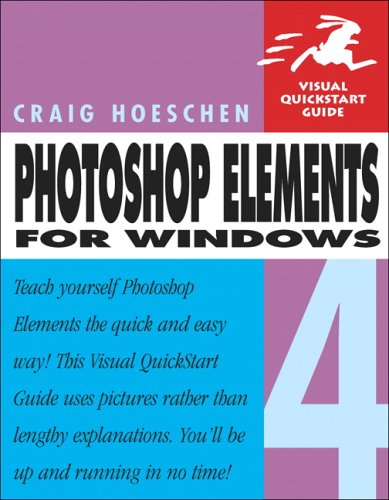 Photoshop Elements 4 for Windows