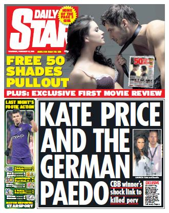 DAILY STAR - 12 Thursday, February 2015