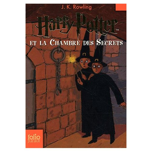 Harry potter et la chambre des secrets french edition - Harry potter et la chambre des secrets pdf ...