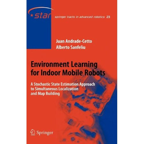 Environment Learning for Indoor Mobile Robots by Alberto Sanfeliu