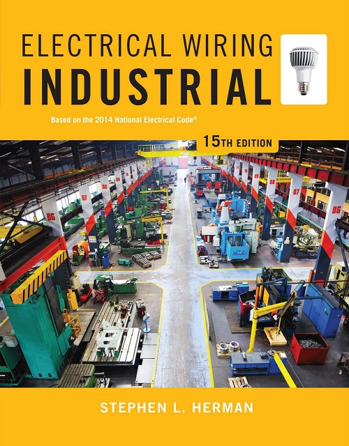 Electrical Wiring Industrial, 15th Edition