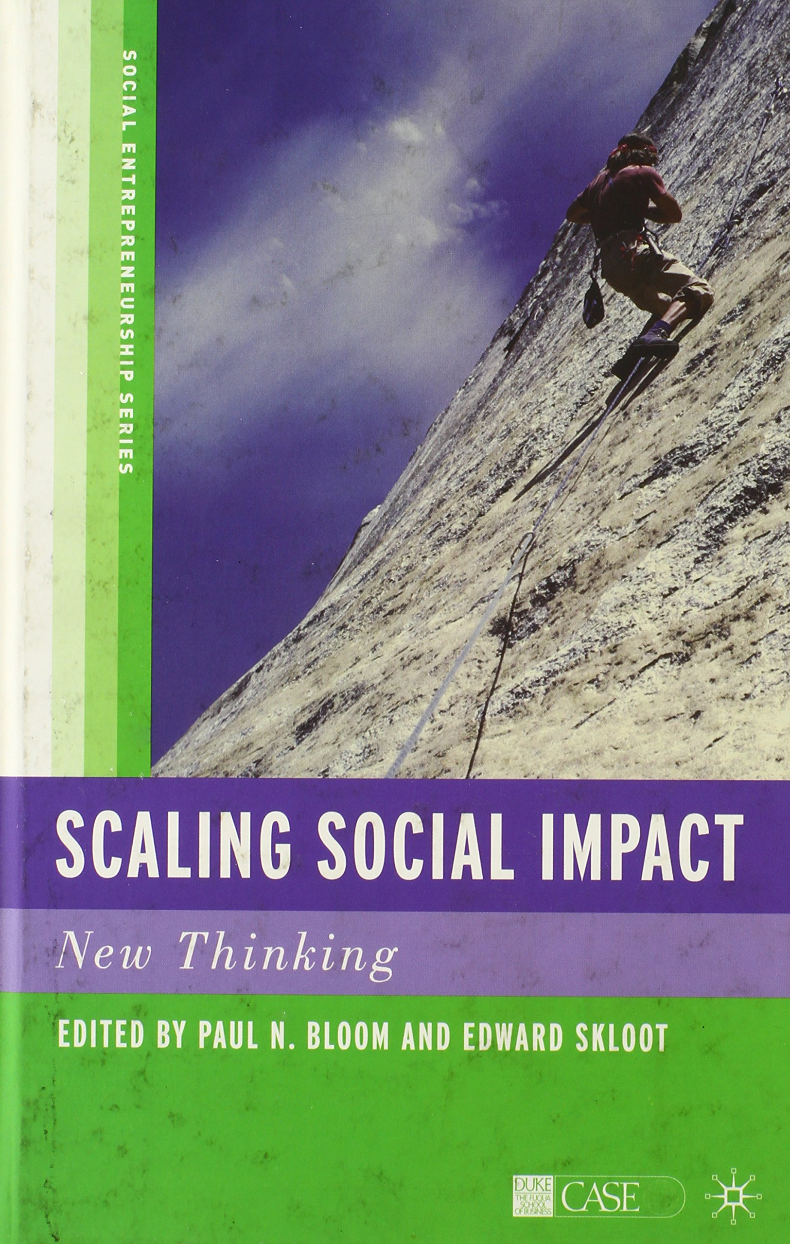 scaling social entrepreneurship What does it take to scale social impact that's one of the fundamental questions  for social entrepreneurs anywhere as they seek to create.