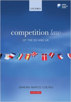 Competition Law of the EU and UK, 7 edition