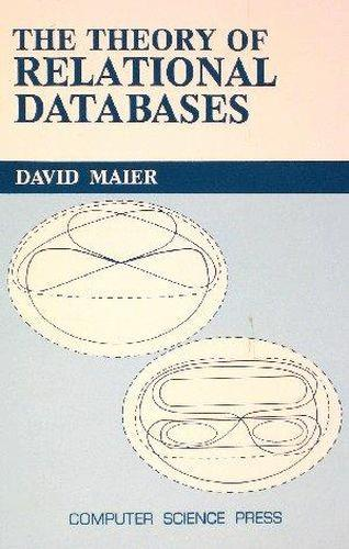 Theory of Relational Databases