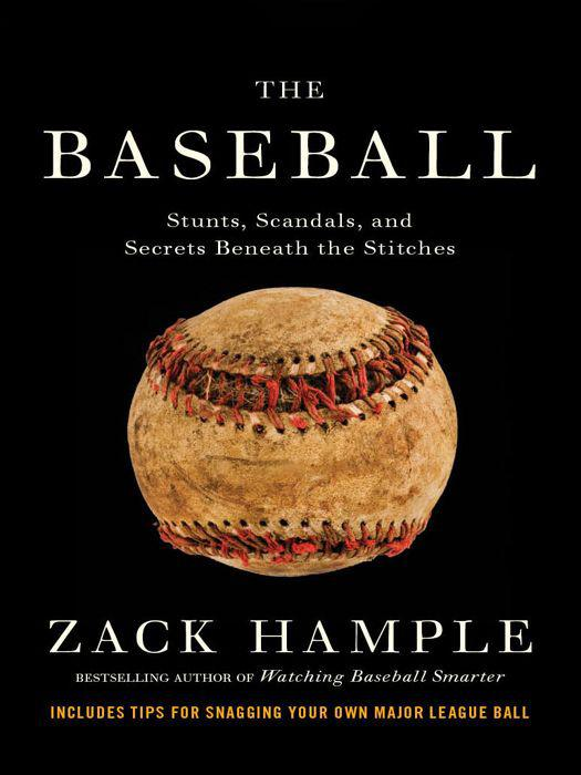 The Baseball: Stunts, Scandals, and Secrets Beneath the Stitches [repost]