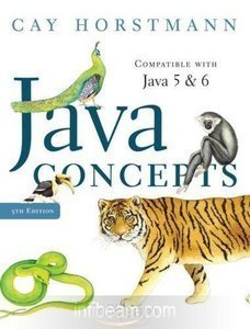 Java Concepts for Java 5 and 6, Fifth Edition