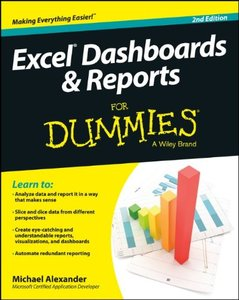 Excel Dashboards and Reports For Dummies (2nd edition)