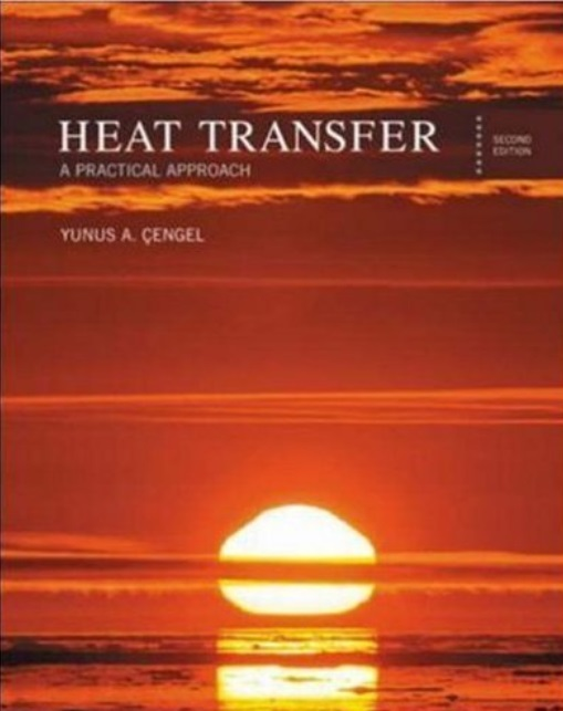 Heat Transfer: A Practical Approach (2nd edition)