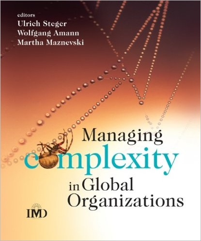 managing in complexity 181 quotes have been tagged as complexity: confucius: 'life is really simple, but we insist on making it complicated', ef schumacher: 'any intelligent.