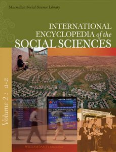 International Encyclopedia of the Social Sciences, 2 edition (9 vol. set)