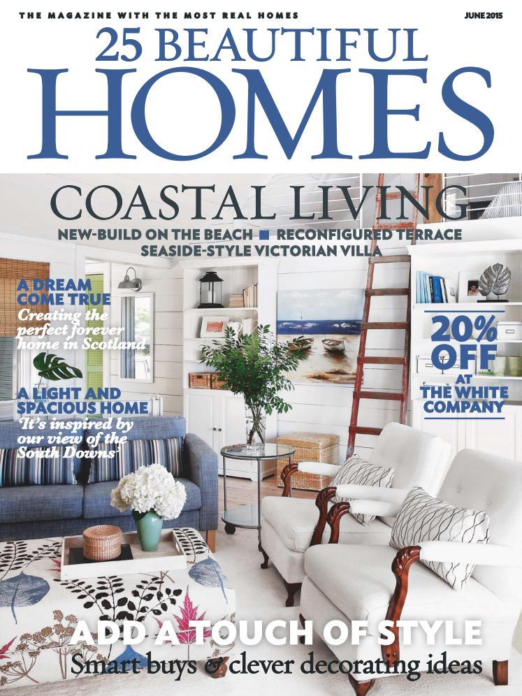 25 beautiful homes june 2015 free ebooks download for Free home magazines