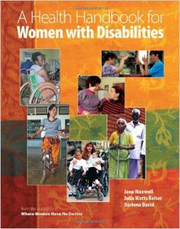 A Health Handbook for Women with Disabilities by Jane Maxwell