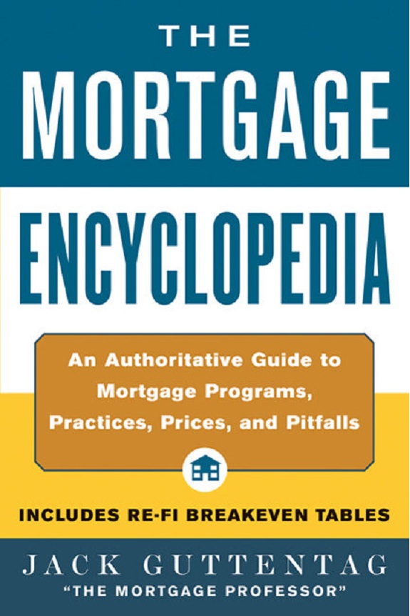 Mortgage Encyclopedia by Jack Guttentag