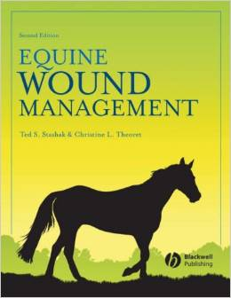 Equine Wound Management by Christine L. Theoret