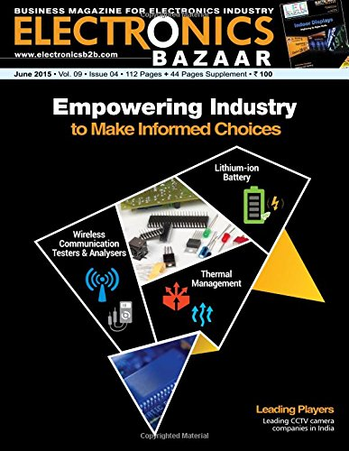 Electronics Bazaar, June 2015: Volume 9