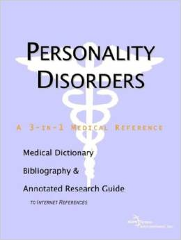 Personality Disorders by Icon Health Publications