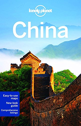 Lonely Planet China, 14 edition (Travel Guide)