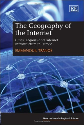 The Geography of the Internet: Cities, Regions and Internet Infrastructure in Europe