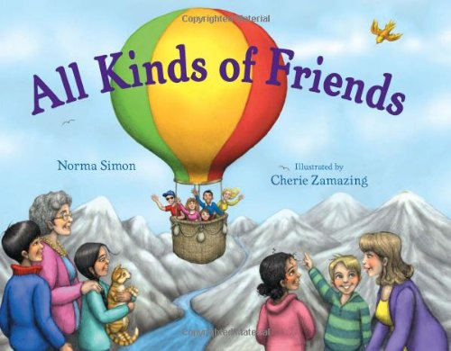 All Kinds of Friends by Cherie Zamazing