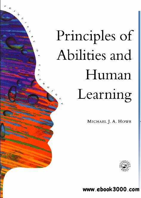 Principles Of Abilities And Human Learning