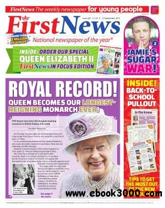 First News - 4 - 10 September 2015