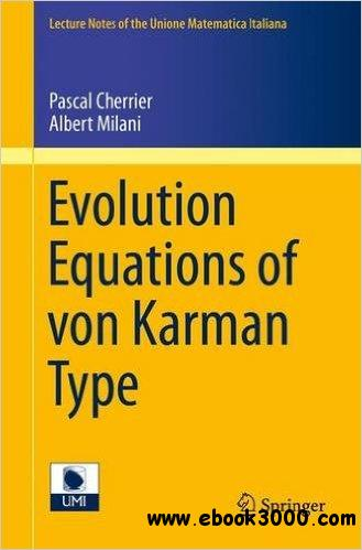Evolution Equations of von Karman Type
