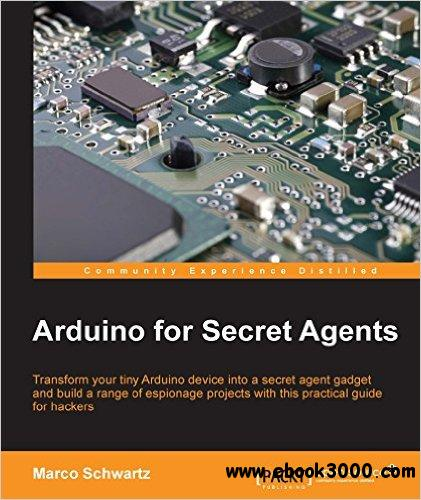 Arduino for secret agents free ebooks download