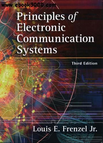Principles of Electronic Communication Systems, 3rd edition
