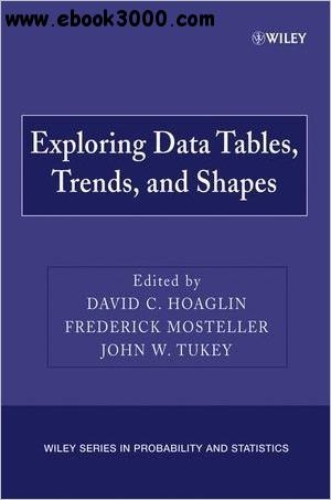 Exploring Data Tables, Trends, and Shapes