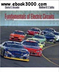 Fundamentals of Electric Circuits, 3 Edition