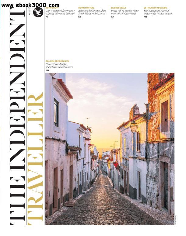 The Independent Traveller - 13 February 2016
