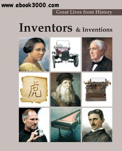 Inventors & Inventions, 4 Vol. Set (Great Lives from History)
